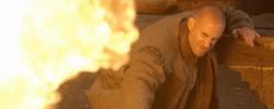 Мерлин сжигает Калибура