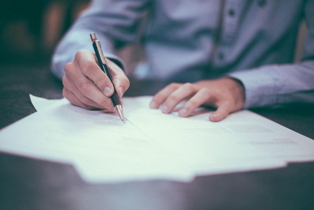 Как подписать pdf-документ на маке