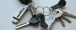 Ключи с лазерманом